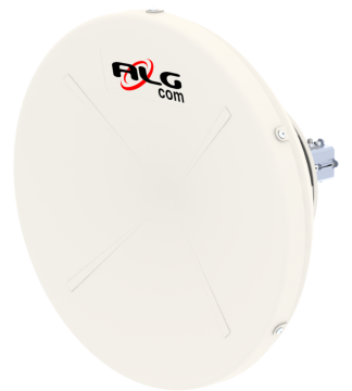 Parábola Full Band | UHP<br><strong>(4.9 – 6.425 GHz)</strong><br>