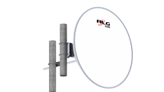 Parábolas Full Band | UHP<br><strong>(4.9 – 6.425 GHz)</strong><br>